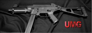 【翔準軍品AOG】*無法超取*G&G怪怪 UMG 衝鋒槍 電動槍 反恐 AEG 金屬 免運費