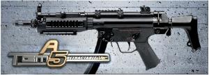 【翔準軍品AOG】*無法超取*G&G怪怪 TGM A5 Retractable MP5 電動槍  金屬 免運費