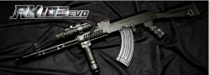 【翔準軍品AOG】*無法超取*G&G怪怪 RK103 EVO 電動槍 AK AEG 金屬 免運費