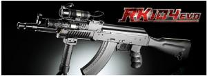 【翔準軍品AOG】*無法超取*G&G怪怪 RK104 EVO AK 蘇俄 電動槍 AEG 金屬 免運費