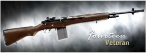 【翔準軍品AOG】*無法超取*G&G怪怪 GR14 Veteran M14 電動槍 AEG 金屬 免運費
