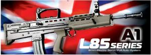 【翔準軍品AOG】*無法超取*G&G怪怪 L85 A1 犢牛式 步槍 電動槍 AEG 金屬 免運費
