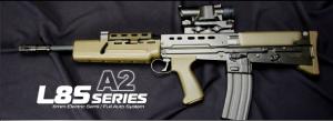 【翔準軍品AOG】*無法超取*G&G怪怪 L85 A2 犢牛式 步槍 電動槍 AEG 金屬 免運費