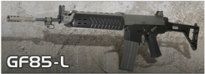 【翔準軍品AOG】*無法超取*G&G怪怪 GF85 L 步槍 電動槍 AEG 金屬 免運費