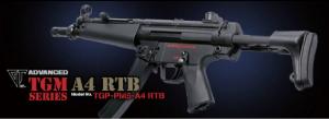 【翔準軍品AOG】*無法超取*G&G怪怪 TGM A4 MP5 衝鋒槍 電動槍 AEG 金屬 免運費