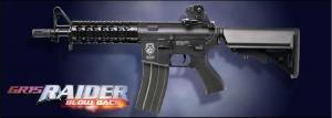【翔準軍品AOG】*無法超取*G&G怪怪 GR15 Raider Blow Back 電動槍 半金屬 免運費