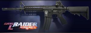 【翔準軍品AOG】*無法超取*G&G怪怪 GR15 Raider L Blow Back 電動槍 半金屬 免運費