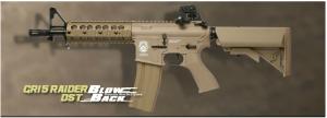 【翔準軍品AOG】*無法超取*G&G怪怪 GR15 Raider DST Blow Back 電動槍 半金屬 免運費