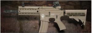 【翔準軍品AOG】*無法超取*G&G怪怪GR4 100Y DST Blow Back 電動槍 AEG 半金屬 免運費
