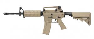 【翔準軍品AOG】*無法超取*G&G怪怪 GC16 Carbine Crane Stock DST 電動槍 金屬 免運費
