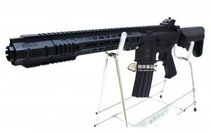 【翔準軍品AOG】變形金剛 金屬護木 M4 12吋 魚骨 寬軌 周邊配件 電動槍 瓦斯槍 C0707A