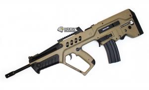 【翔準軍品AOG】*無法超取* S&T T21 沙色 STANDARD EBB 電動槍 犢牛式 步槍 DA-AEG-17DE