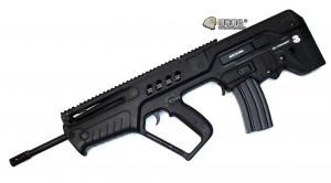 【翔準軍品AOG】*無法超取* S&T T21 黑色 AEG FLAT 電動槍 犢牛式 步槍 DA-AEG-34BK