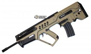 【翔準軍品AOG】*無法超取* S&T T21 沙色 AEG FLAT 電動槍 犢牛式 步槍 DA-AEG-34DE