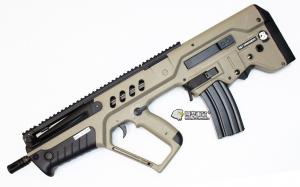 【翔準軍品AOG】*無法超取* S&T T21 沙色 AEG FLAT 電動槍 犢牛式 步槍 DA-AEG-35DE
