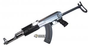 【翔準軍品AOG】*無法超取* CYMA AK74 TACTICAL BLACK  AK 電動槍 金屬 DA-CM028B