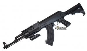 【翔準軍品AOG】*無法超取* CYMA AK74 AK TACTICAL 電動槍 金屬 DA-CM028C