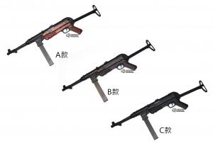 【翔準軍品AOG】*無法超取* AGM MP007 德軍 二戰 電動槍 經典 MP40 施邁瑟衝鋒鎗 DA-ST