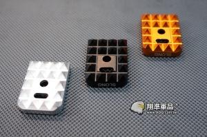 【翔準軍品AOG】 神龍 GLOCK  彈匣底板 (黑/橘/銀) 神龍 GLOCK 彈匣底板 G17 G18 SL-01-02