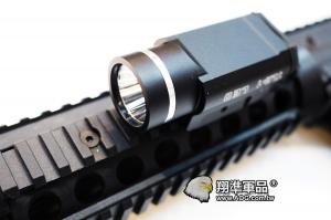 【翔準軍品AOG】S&T 強光槍燈 夾具 按鈕 黑暗剋星 戰術槍燈 手電筒 DA-FLTLR1