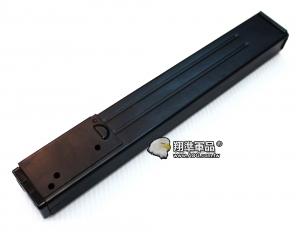 【翔準軍品AOG】S&T M12S 55顆 黑色 M12S 電動槍彈匣 生存遊戲 金屬 DA-STMAG15