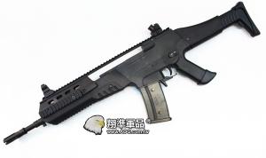 【翔準軍品AOG】【SRC】 SR8-R(黑)電槍 黑色 電動槍 電槍 生存遊戲 SRC 特戰 CR-GE-0622IIBK
