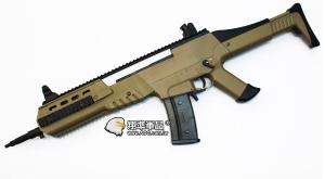 【翔準軍品AOG】【SRC】 SR8-R(沙)電槍 沙色 電動槍 電槍 生存遊戲 SRC 特戰 CR-GE- 0622IIDT