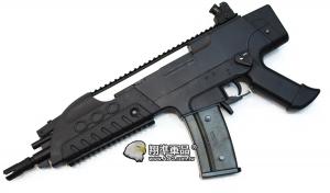 【翔準軍品AOG】【SRC】 SR8-CC(黑)電槍 黑色 電動槍 電槍 生存遊戲 SRC 特戰 CR-GE-0623IIBK
