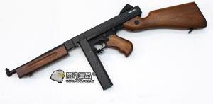 【翔準軍品AOG】電動槍 M1A1 湯姆森 衝鋒槍 金屬 打字機 DA-CM033