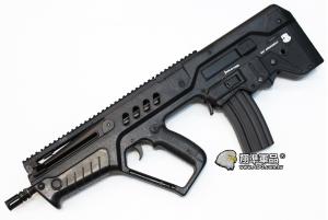 【翔準軍品AOG】 T21 AEG SAR FLAT 黑色 電動槍 犢牛式 步槍 AD-AEG-28BK