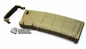 【翔準軍品AOG】UFCGM4沙色 PM彈匣140連 彈匣 電動 零件 生存遊戲 彈匣 BB槍 DA-UFCMG77A