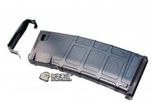 【翔準軍品AOG】UFCGM4 PM彈匣140連 彈匣 電動 零件 生存遊戲 彈匣 BB槍 DA-UFCMG77
