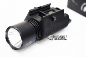 【翔準軍品AOG】S&T M3 LED 強光槍燈 夾具 按鈕 黑暗剋星 戰術槍燈 手電筒 DA-FLR3BKL