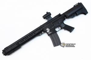 【翔準軍品AOG】【KWA】M4-變形金鋼客製化版本 全配版本 KWA 電槍 M4 電動槍 全金屬