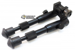 【翔準軍品 AOG】 寬軌3吋腳架 全金屬 槍架 寬軌腳架 狙擊槍 步槍 B06004
