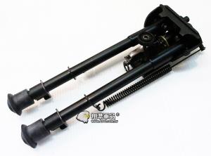 【翔準軍品 AOG】9吋豆豆腳架 全金屬 槍架 快縮式腳架 狙擊槍 B06001-1