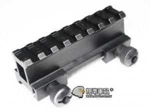 【翔準軍品 AOG】加高鏡橋 (D0015) 金屬 狙擊鏡 紅外線夾具 鏡橋 B05060