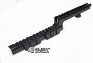 【翔準軍品 AOG】 Z字型魚骨 金屬 狙擊鏡 紅外線夾具 鏡橋   B05027