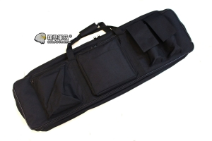 【翔準軍品AOG】100公分(雙槍袋)強化版 雙槍包 機槍帶 M4 G36 瓦斯槍 電動槍 槍箱 周邊配件 P0154ACA