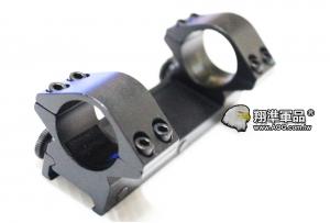 【翔準軍品 AOG】連體夾具 25MM 低寬金屬 狙擊鏡 紅外線夾具 鏡橋 B05200