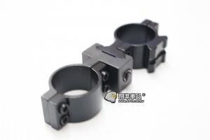 【翔準軍品 AOG】 變形金剛夾具 金屬 狙擊鏡 紅外線夾具 鏡橋 B05016-6
