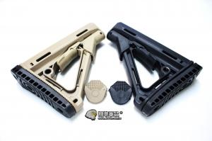 【翔準軍品AOG】CTR戰術托 塑膠材質 零件 (電槍-瓦斯槍-氣槍同樣規格就可以用) C1017-1