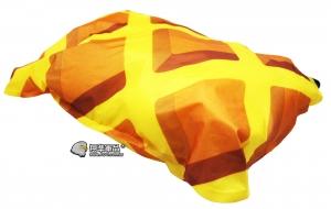 【翔準軍品AOG】自動充氣枕頭 登山 旅遊 休閒 方便攜帶 自動充氣 LGE005-8B