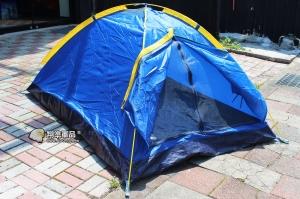 【翔準軍品AOG】 雙人帳篷(限量版) 雙人 帳棚 雙人帳 單層 登山 露營 戶外活動 旅遊 1111AHA