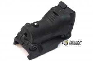 【翔準軍品AOG】G系 7吋 5吋 3.8吋031黑色 紅外線 有軌用 手槍 (G17 G18 G23 G34 G19 G35 P226 5吋 7吋 3.8 B03011