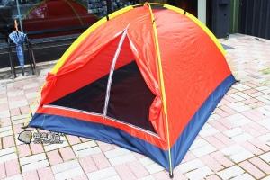 【翔準軍品AOG】 雙人帳篷(高級布料) 雙人 帳棚 雙人帳 單層 登山 露營 戶外活動 旅遊 1111AL