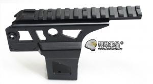 【翔準軍品AOG】AK47[螺絲]側邊鏡橋 魚骨 支架 鏡架 金屬材質 零件 B05065