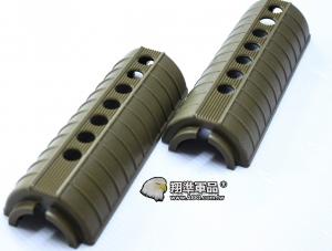 【翔準軍品AOG】塑膠護木 塑膠材質 零件  電動槍 瓦斯槍 生存遊戲 周邊配件 1111AH