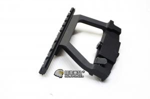 【翔準軍品AOG】AK74 SVD 快拆魚骨 金屬材質 零件 魚骨是寬軌-可快速拆裝 金屬材質 寬軌 裝上後可安裝各款狙擊鏡  B05068