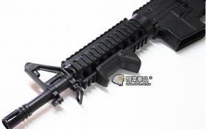 【翔準軍品AOG】粗版AFG握把-黑HO0231 改裝 零件 生存遊戲 塑膠材質 C0206-2G